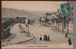 26 - VALENCE - Avenue Gambetta - Valence