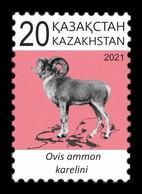 Kazakhstan 2021 Mih. 1242 Fauna. Tian Shan Argali MNH ** - Kazakhstan