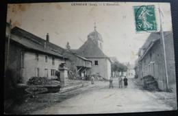 Jura 39 -  Censeau - L'Abreuvoir  ( Animée ) - Other Municipalities