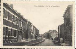 Jumet-Houbois - Rue De La République (Charleroi) - Charleroi