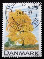 Denmark  1999  MiNr.1201    Tree  (O)   ( Lot  C 2501 ) - Gebruikt