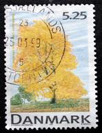 Denmark  1999  MiNr.1201    Tree  (O)   ( Lot  C 2506 ) - Gebruikt