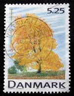 Denmark  1999  MiNr.1201    Tree  (O)   ( Lot  C 2507 ) - Gebruikt