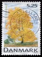 Denmark  1999  MiNr.1201    Tree  (O)   ( Lot  C 2508 ) - Gebruikt