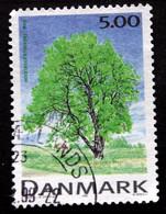 Denmark  1999  MiNr.1200    Tree  (O)   ( Lot  C 2513 ) - Gebruikt