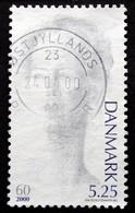 Denmark  2000  Queen Margrethe II 60  MiNr.1239  ( Lot  C 2587 ) - Gebruikt