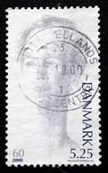 Denmark  2000  Queen Margrethe II 60  MiNr.1239  ( Lot  C 2608) - Gebruikt