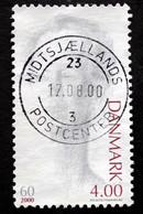 Denmark  2000  Queen Margrethe II 60  MiNr.1238  ( Lot  C  85 ) - Gebruikt