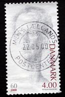 Denmark  2000  Queen Margrethe II 60  MiNr.1238  ( Lot  C  290  ) - Gebruikt