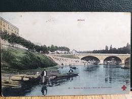 94 ,alfort ,les Bords De Marne Au Pont De Charenton En 1906 - Sonstige Gemeinden