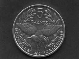 Pièce De 5 Francs De Nouvelle Calédonie Année 2010 !!! - New Caledonia