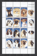 Ned. Antillen Dogs Chiens Cani Perros Hunde Honde 2004 Mi#1299-1310 MNH - Dogs