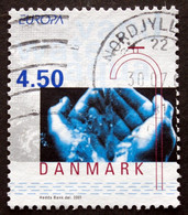 Denmark 2001 EUROPA  MiNr.1277  (O) ( Lot C 2633 ) - Gebruikt