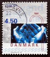 Denmark 2001 EUROPA  MiNr.1277  (O) ( Lot C 2634 ) - Gebruikt