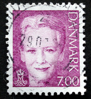 Denmark 2001    Minr.1280  ( O)   Queen Margrethe II  ( Lot C 26 ) - Gebruikt