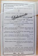IP. 81. Marie-Clémence De Moucheron, Comtesse Fd Visart De Bocarmé, Château De Courrières à Bury - Devotion Images