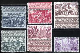 Guyane PA 1946 Yvert 29 / 34 ** TB - Ongebruikt