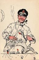 Médecine - Vétérinaire - Dessin Humoristique De Th. B. N°12 - Other