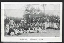 Carte P ( Les Zouaves A L'Assaut De La Cantine ) - Other