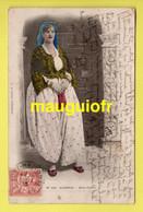 ALGÉRIE / SCÈNES ET TYPES / BELLE FATMA / ANIMÉE / 1903 - Scenes