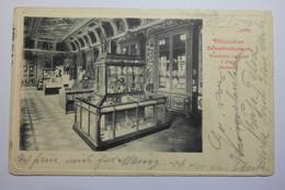 Cpa Pfalzisches Gewerbemuseum Westlicher Langsaal 1914 - VRA05 - Kaiserslautern