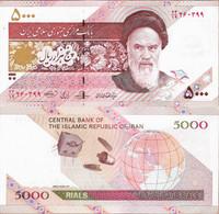 Iran 2009 - 5000 Rials - Satellite Pick 150 UNC - Iran