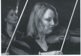 Music And Musicians - Violinist,girl Of Macedonia - Music And Musicians
