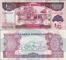 Somaliland 2014 - 1000 Shillings - Pick 20 UNC - Somalia