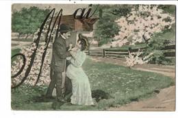 CPA -  Carte Postale -France  Fantaisie Illustration Du Mois De Mai  1905 VM37845ok - Mechanical