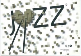 Music - JAZZ Slovenia - Postcard ( NL Bank ) - Music And Musicians
