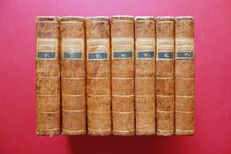 La Corneide Poema Eroicomico Giovanni De Gamerra Toscano 7 Tomi Completo '700 - Unclassified