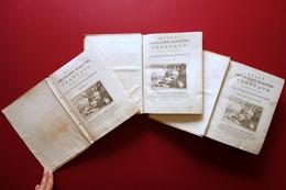 Delle Assicurazioni Marittime A. Baldasseroni Bonducciana Firenze 1786 3 Tomi - Unclassified