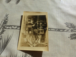 20/9 , 1 , Rare Photo, Chauffeur De L'Autobus Du Winter Palace à Menton, 1919 - Cars
