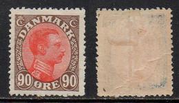 DANEMARK / TIMBRE POSTE # 115 * / COTE 17.00 EURO (ref T1829) - Ongebruikt