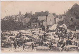 VEZELAY Jour De Foire - Vezelay