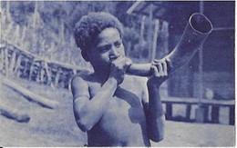 MSSIONS  D 'OCEANIE . APPEL DANS LA BROUSSE - Samoa