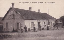 Les Grangettes  - Hôtel Le Lac Saillard - Zonder Classificatie