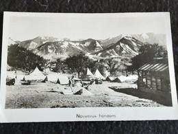 Nouveaux Horizons 4 Groupe Le Camp De Chantier Jeunesse Ww2 - Other