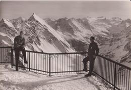 Aosta Courmayeur Alpinismo Belvedere Testa D'arp Fg - Other Cities