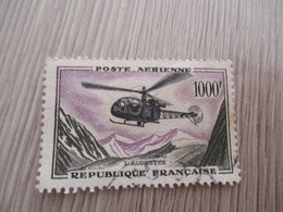PA France Oblitérés N°37 - 1927-1959 Afgestempeld