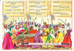 ALBI - XVIIIè Salon NUMISCARTOPHILA  (2 Avril 1995) - Bicentenaire De La Révolution (1789-1989) Dessin De P. BRUGEL - Beursen Voor Verzamellars