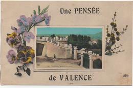 26 Une Pensée De VALENCE - Valence