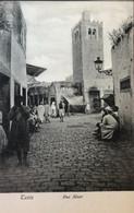 Carte Postale - Rue Maar, à Tunis - Tunisia