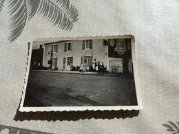 20/9 ,51, Photo, Une Station Service ESSO , à Identifier, Région Niçoise Sûrement - Luoghi