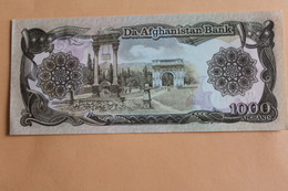 1000 Da Afganistan Bank - Afghanistan