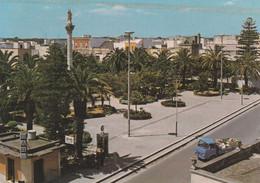 (QU556) - TREPUZZI (Lecce) - Largo Margherita, I Giardini Pubblici - Lecce