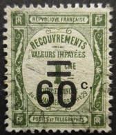 FRANCE Taxe N°52 Oblitéré - 1859-1955 Gebraucht