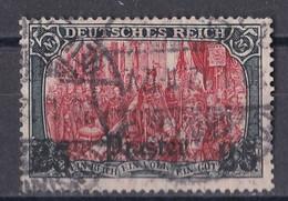 Deutsche Post In Der Türkei 1905  - Mi.Nr. 47 - Gestempelt Used - Ufficio: Turchia