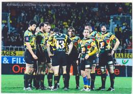 ALBI - 30è Salon De La Carte Postale (25 Mars 2007) Carte Pirate - Match De Rugby Top 14 : SCA Albi Vs Toulouse. - Beursen Voor Verzamellars