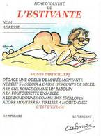 ILLUSTRATEUR ALEXANDRE  PIN UP HUMOUR N° 107205 - Alexandre